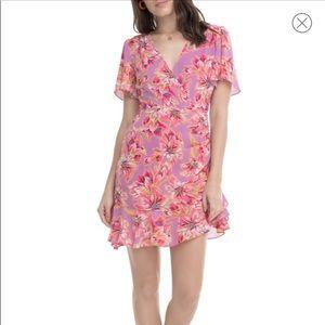 ASTR the Label Elizabeth mini dress